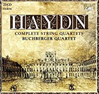 Haydn: Complete String Quartets by Buchberger Quartet