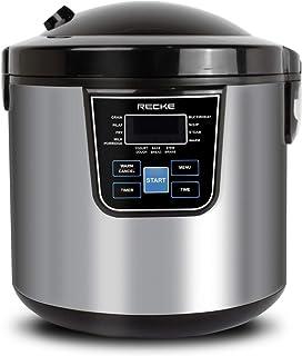 Recke Multi Cooker, Black Mc-110