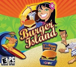 Burger Island (Jewel Case)
