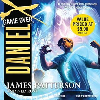 Daniel X, Book 4: Game Over audiobook cover art