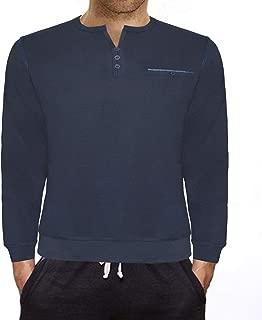 Best dark blue henley shirt Reviews