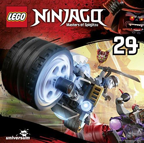 Lego Ninjago (CD 29)