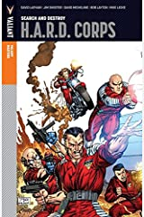 Valiant Masters: H.A.R.D. Corps Vol. 1: Search and Destroy Kindle Edition