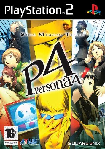 Persona 4 (PS2) [Edizione: Regno Unito]