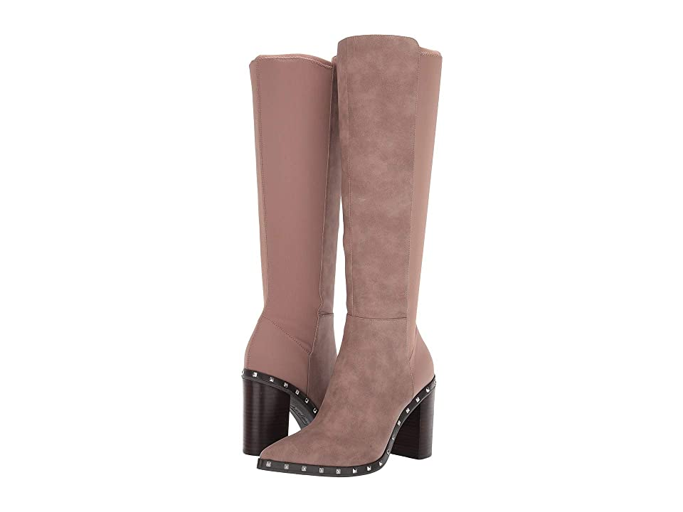 4dcfe5b5b8d Charles by Charles David Debby (Taupe Faux Nubuck Stretch) Women s Boots