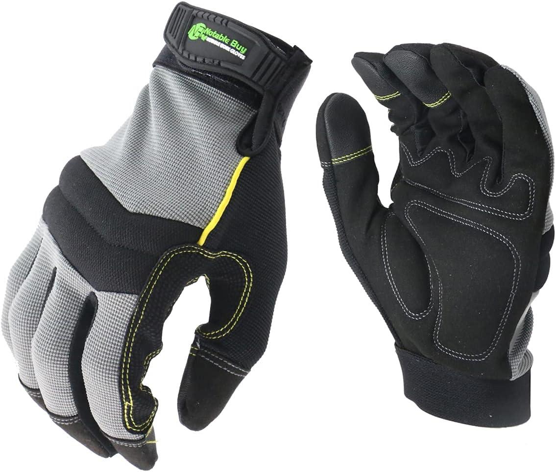 Notable Buy Work Gloves for Women Men Detroit Mall Handym Fixed price for sale Mechanics