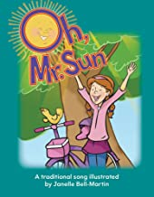 Oh, Mr. Sun Lap Book (Literacy, Language, & Learning) (Early Childhood Themes)