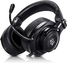 Headset gamer fone de ouvido com microfone Adamantiun Heimdall V1 pc ps4 ps5 celular Xbox One series nintendo switch noteb...
