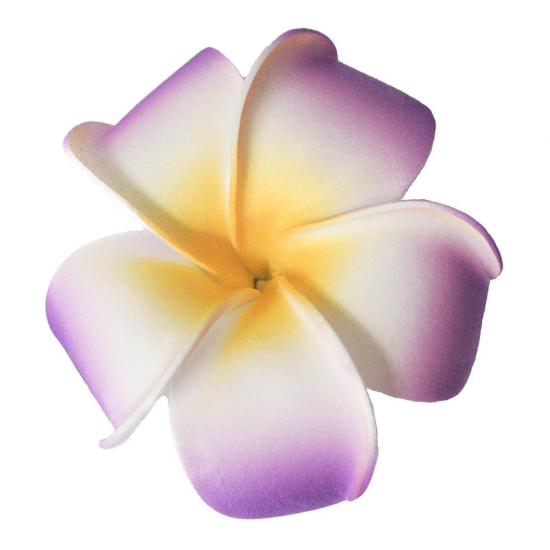 ROSENICE Hawaiian Plumeria Flower Headpiece Hairpin Barrette Hair Clip Accessory