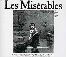 les miserables french recording