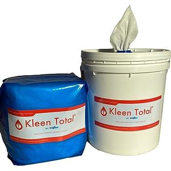 Kleen Total 1,100 Toallas Húmedas Antibacteriales | Kleen Doctor