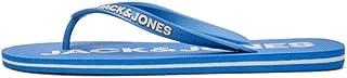Jack & Jones Logo, Men's Flip Flops, Imperial Blue, 42/43 EU