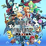 World Of Final Fantasy Maxima Pack - PS4 [Digital Code]
