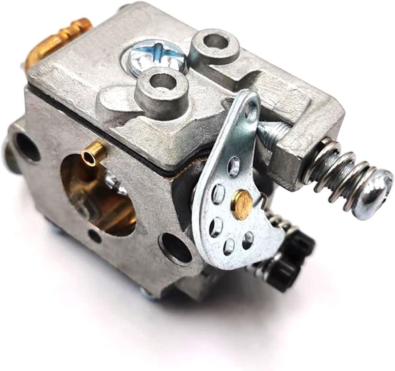 QIANXUNBAIHUO Carburador para Oleo Mac 937 941 942 Motosierra para W&albro WT-781A Herramientas de jardín Repuestos Carburador Motocicleta