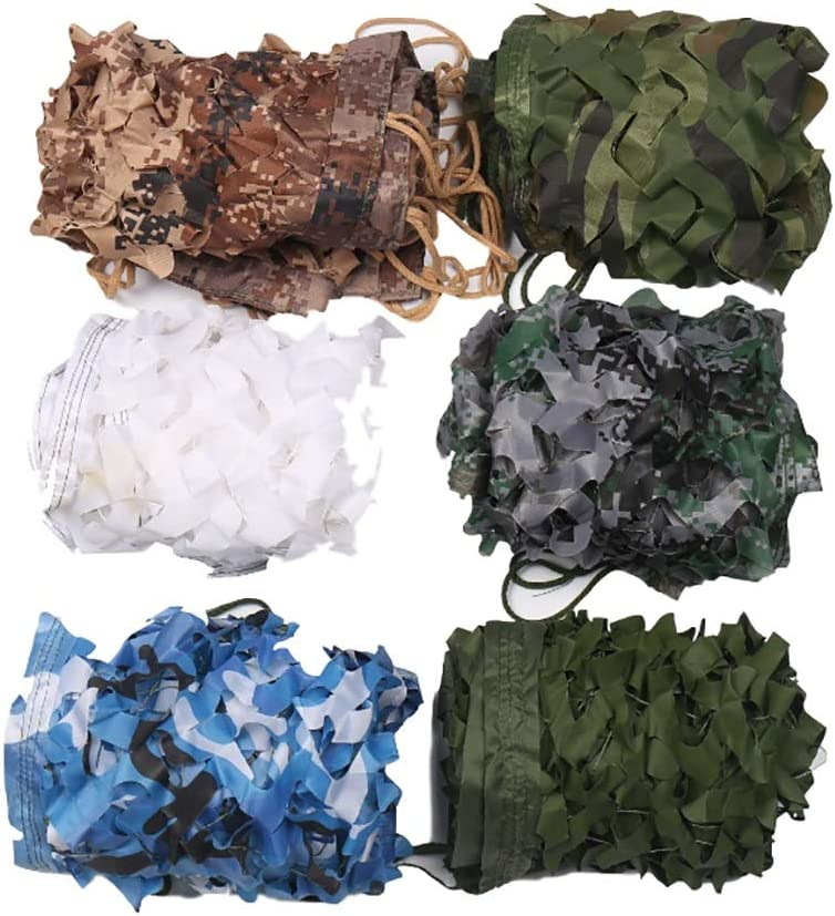 Military Camouflage Netting Max 80% Seasonal Wrap Introduction OFF Mesh Camo for Net Covering