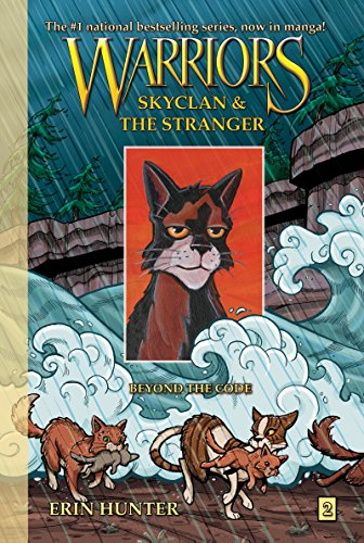 Warriors Manga: SkyClan and the Stranger #2: Beyond the Code (English Edition)