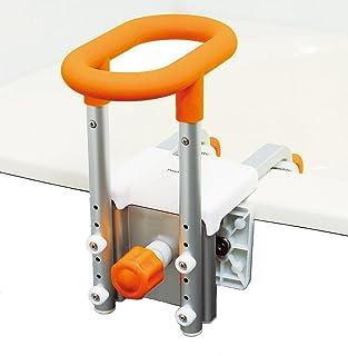 パナソニックエイジフリーライフテック 入浴グリップ N-130 オレンジ VAL12001