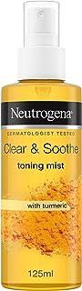 Neutrogena helder en kalmeren Toning Mist, 125 ml