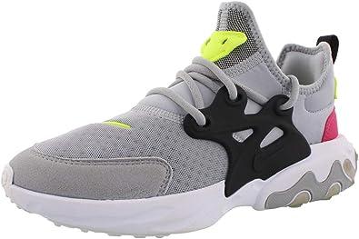 Nike React Presto (GS), Chaussures d'Athlétisme Homme