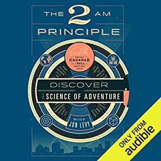 The 2 AM Principle audiobook cover art