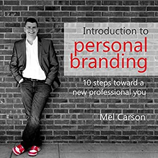 Introduction to Personal Branding audiobook cover art