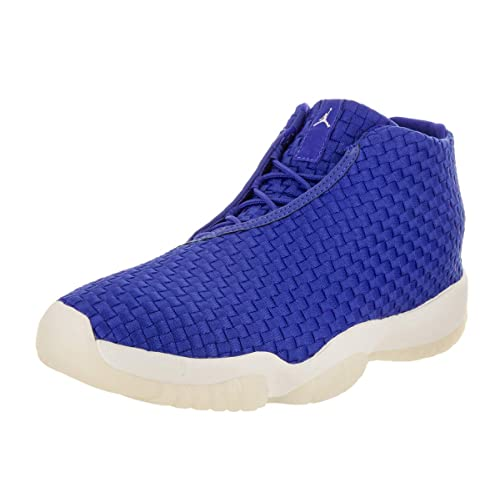big sale 79b86 6e3c0 Jordan Nike Men s Air Future Basketball Shoe 9.5 Blue