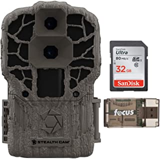 Stealth Cam DS4K Max 32MP Trail Camera Bundles