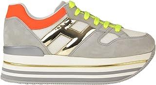 Luxury Fashion | Hogan Women MCGLCAK0000F8079I Multicolor Leather Sneakers | Season Outlet
