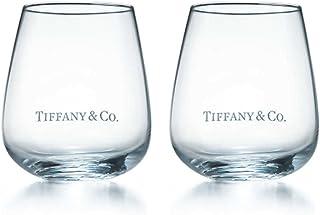 ティファニー TIFFANY&Co タンブラー セット ロゴ ペア 2点セット 200ml...