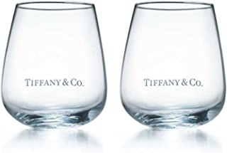 ティファニー TIFFANY&Co タンブラー セット ロゴ ペア 2点セット 200ml