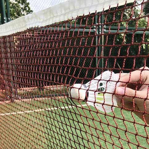 EMEKIAN Badminton Long Beach Mall Net 20 FT x gift Indoor 2.5 Outdoor Sports Clas