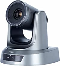 VIKERY 10X PTZ Zoom Camera Conference Room Camera Optical Video Camera HD 1080P USB Webcam Conferencing System for Middle ...