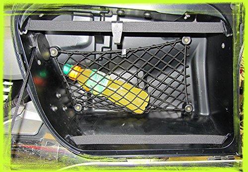 ERGOTECH Netz für Koffer Seitenkoffer (Linke Seite) BMW R 1200 RT und R 1200 R, Modell bis 2013 produziert