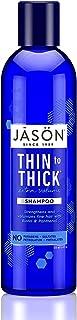 JASON Thin-to-Thick Extra Volume Shampoo, 8 Ounce Bottle