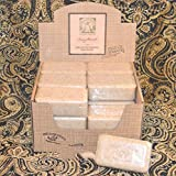 Case of 18 Pre de Provence Honey Almond 150 gram shea butter large soap bars