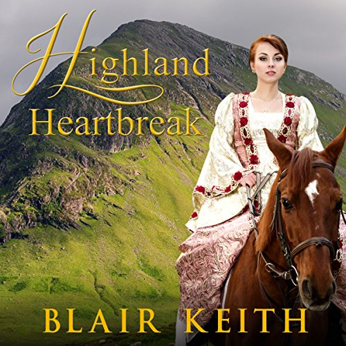 Highland Heartbreak audiobook cover art