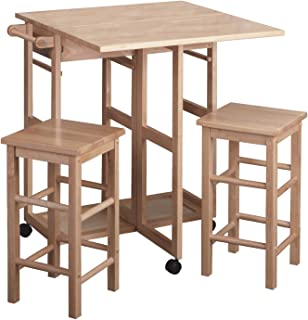 Best space saving bar table and stools Reviews