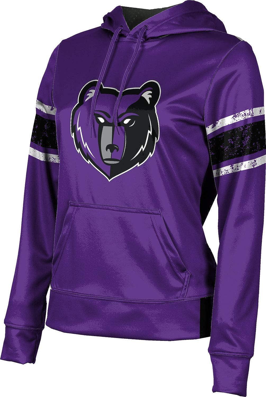 Rocky Mountain High School Girls' Pullover Hoodie, School Spirit Sweatshirt (End Zone)