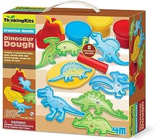 4M - Dinosaur Daugh/ Dinozor Hamuru Seti (4716)