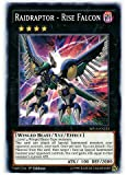 YU-GI-OH! - Raidraptor - Rise Falcon (MP15-EN223) - Mega Pack 2015 - 1st Edition - Common
