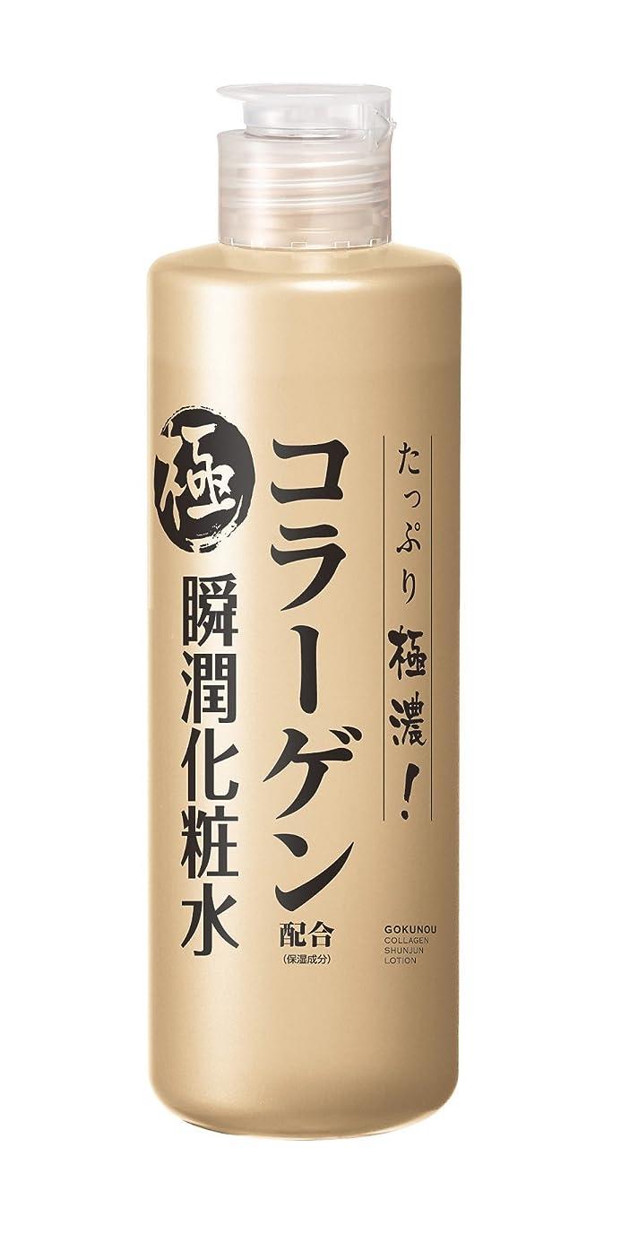 法令主繊毛たっぷり極濃!コラーゲン瞬潤化粧水 230mL