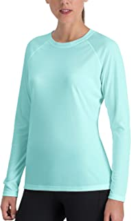 NAVISKIN Women's Sun Protection UPF 50+ UV Outdoor Long Sleeve T-Shirt