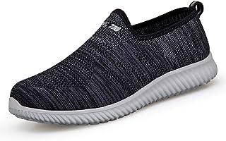 【爆款老人鞋 多款选择】透气软底女妈妈中老年健步鞋爸爸鞋