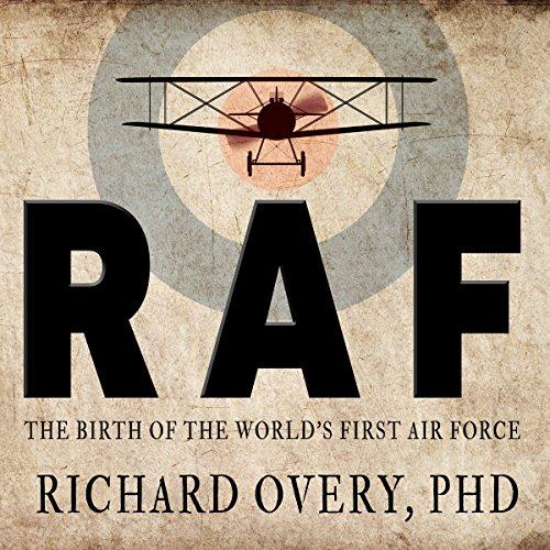 RAF audiobook cover art