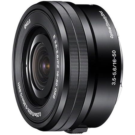 Sony Selp1650 Standard Zoom Objektiv Schwarz Kamera