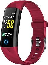 UKCOCO S5 Smart Band Monitor Waterdichte Mode Fitness Tracker Smartwatch Armband voor Mannen Zakelijk Personen Jongens Vro...