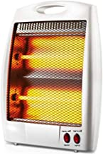 NFJ Calefactor De Baño, Calefactor Eléctrico con Termostato Ajustable, 900 W De Potencia,Calentador De Escritorio Portátil De Bajo Consumo De Energía,para Hogar/Baño/Oficina