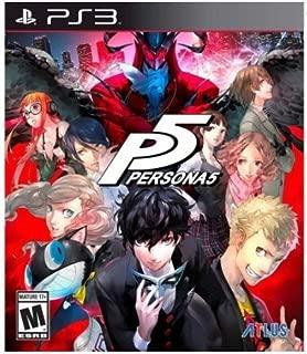 Persona 5 - PlayStation 3 Standard Edition