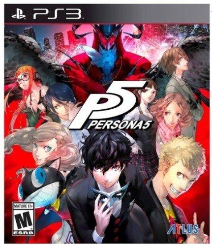 Persona 5 for PlayStation 3 [Importación inglesa]