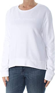 FRENCH CONNECTION Womens White Long Sleeve Top US Size: L